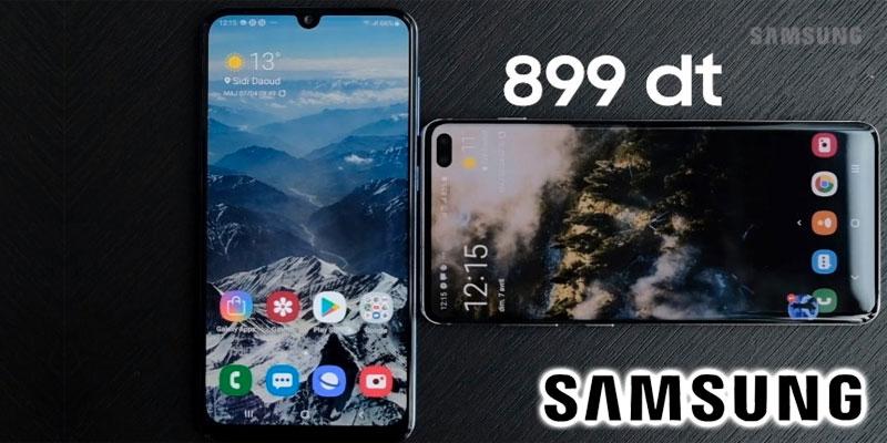 Tout ce qu'il faut savoir sur le nouveau Samsung Galaxy A30