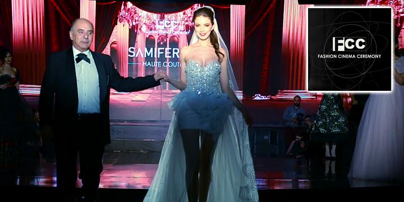 En vidéo...Fashion Cinema Ceremony : Défilé de Sami Ferjani Haute Couture