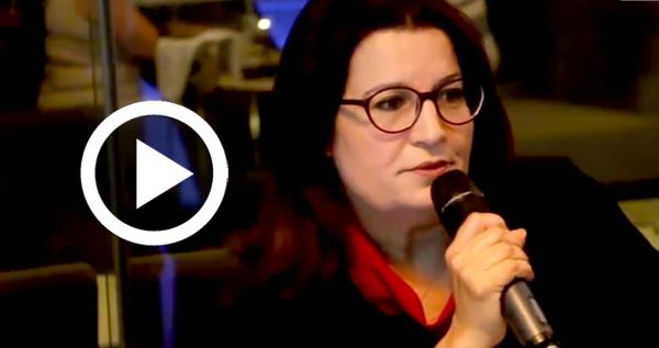 Soirée Annuelle du Groupe ATUGE au Féminin : Allocution de Mme Samira Merai