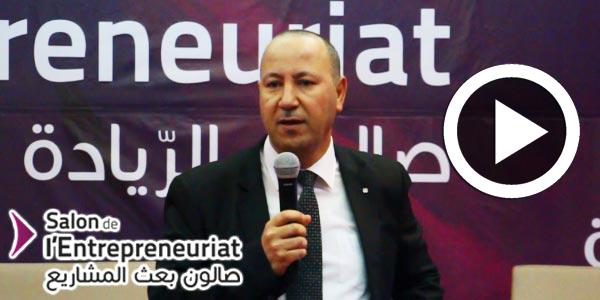 Allocution de M. Samir BECHOUEL, Directeur Général de L'API