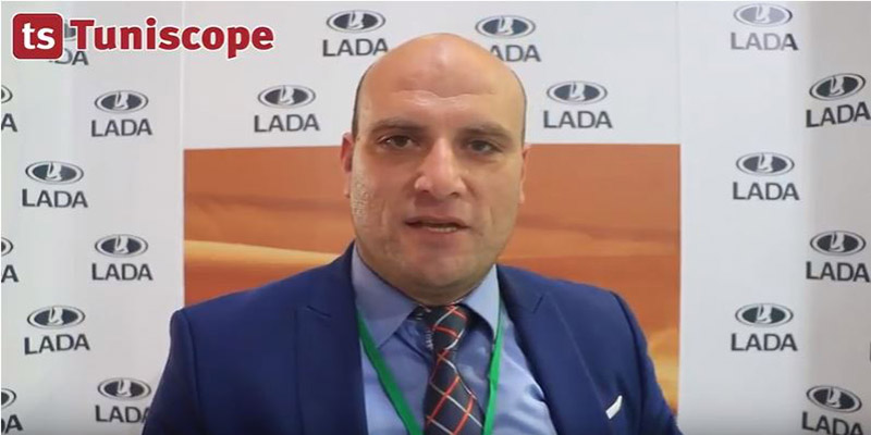 En vidéo: Hamdi Bouzaiene au SIAT