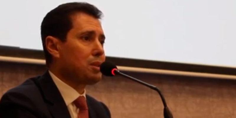 En vidéo...Petit déjeuner débat avec le CCM : Allocution de M. Slim Feriani