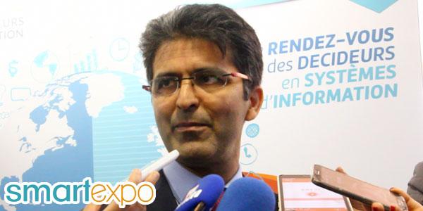 Interview de M. Habib Debbabi Secrétaire D'etat à l'economie numérique