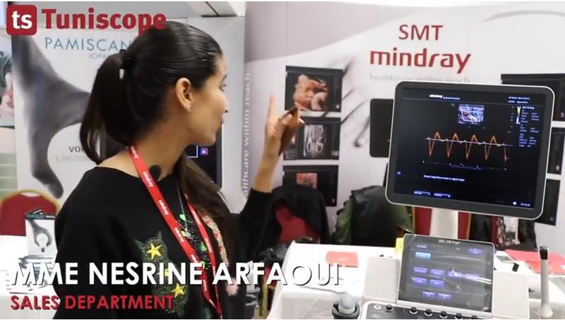 En vidéo: La participation de SMT au 18émes Journées Franco-Tunisiennes de Radiologie