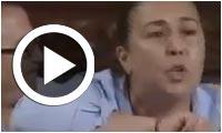 Karima Souid s'enflamme contre le timbre de sortie de 30 dt