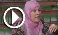 بالفيديو - سنية بن تومية : وزير الخارجية إتجه إلى مصر للرقص مع الذئاب