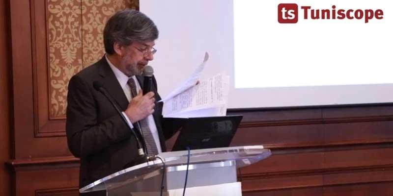 Allocution de S.E.M. Etienne Thévoz Ambassadeur de Suisse en Tunisie