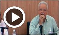 Conférence de presse de la délégation spéciale de la commune de Soukra