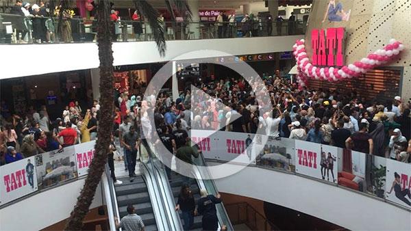Incroyable ouverture de TATI au Morocco Mall