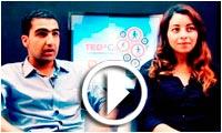 TEDx par Fatène Ben Hamza et Marouan Rejeb