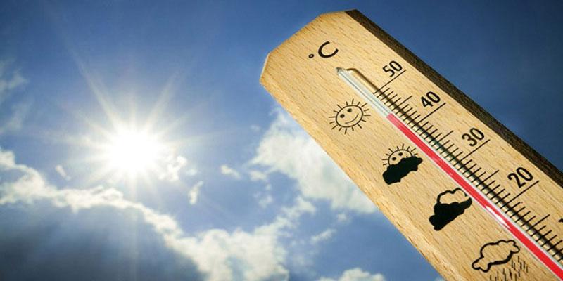 بالفيديو : ارتفاع كبير لدرجات الحرارة ستصل ذروتها إلى °35