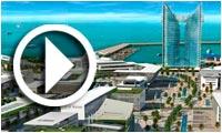 En vidéo : Tous les détails sur le Port financier de Tunis