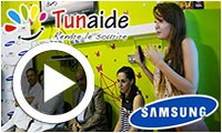 Samsung et Tunaide s'unissent pour les enfants malades de l'hôpital Bchir Hamza
