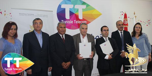 بالفيديو: توقيع إتفاقية شراكة بين إتصالات تونس ومهرجان قرطاج الدولي