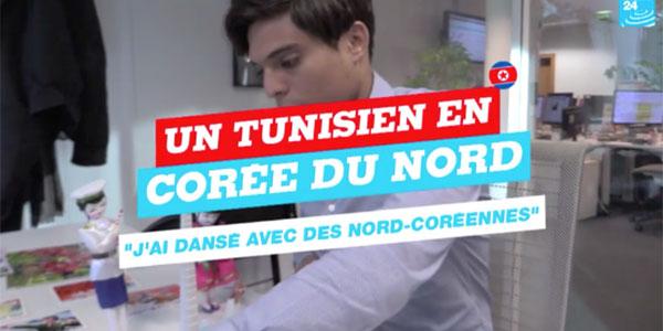 En vidéo : Témoignage d'Alaeddine, le tunisien qui a visité la Corée du Nord