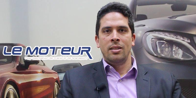 En vidéo : Tarak IDDIR Directeur Commercial Mercedes - Le moteur parle du partenariat avec l'ATUGE