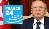 En vidéo : BCE sur France 24 dénonce une 'provocation inacceptable'