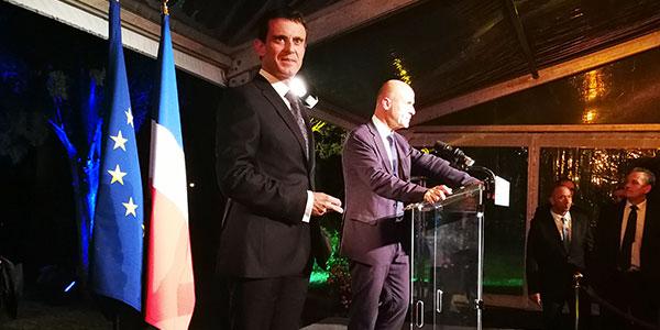 En vidéo : Le message de Manuel Valls aux acteurs du monde économique tunisien