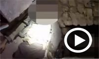 بالفيديو : عملية القضاء على العنصر الإرهابي الخطير صابر المطيري