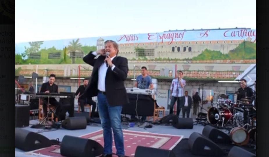بالفيديو: الفنان وليد توفيق ...في سجن المرناقية !!!