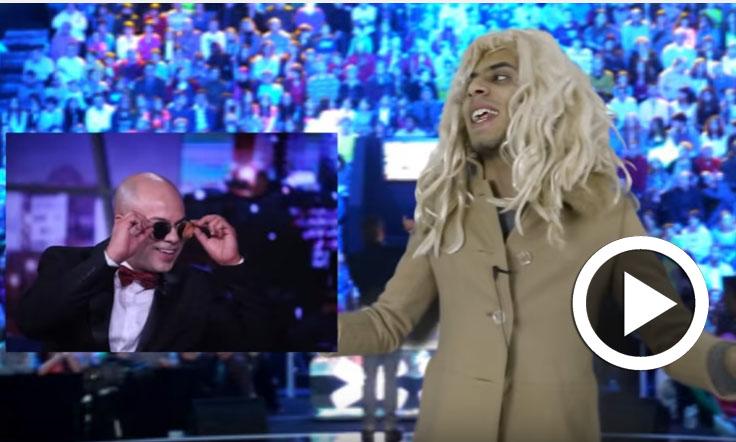 بالفيديو: ''سلام مسيو'' يسخر من وليد النهدي