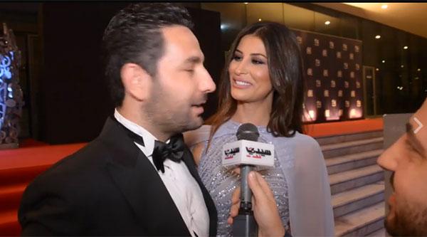 بالفيديو : وسام بريدي و ريم السعيدي يكشفان أسرار علاقتهما وتفاصيل زفافهما