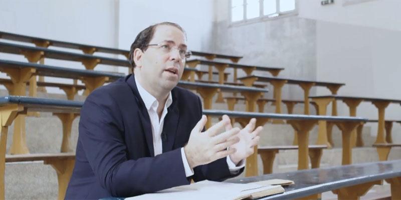 بالفيديو، يوسف الشاهد يحكي على قرايتو في العلوم الفلاحية