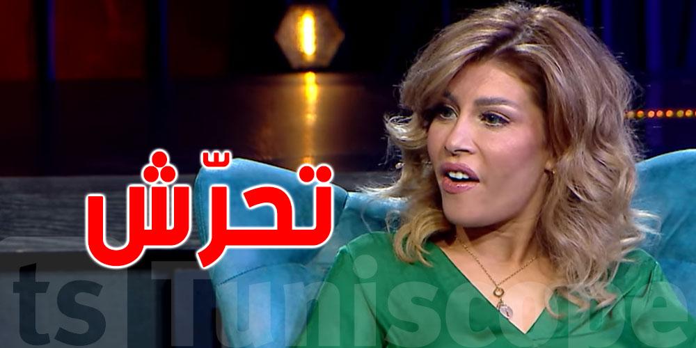 بالفيديو: ردة فعل زازا  بعد تعرضها للتحرش من قبل انسان معروف