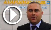 Salon Banking Expo 2015 Interview de M. Zied MOKRANI Commercial ASSURANCES SALIM